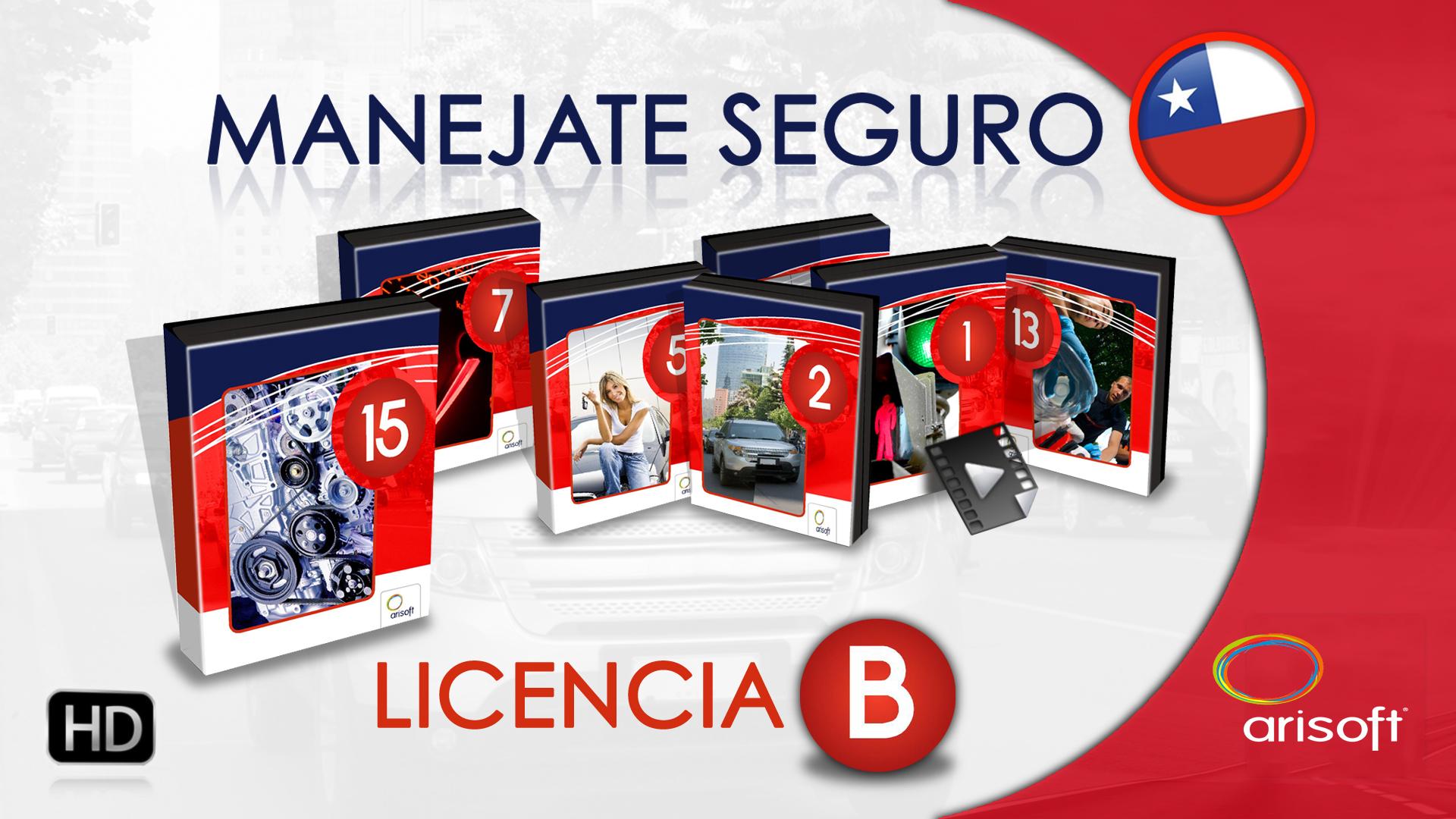 Videos Licencia B Chile