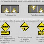 Nueva normativa para resaltos reductores de velocidad